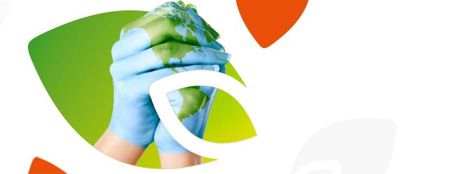 Pomagamy dbać o środowisko!